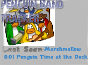 penguin band tracker